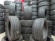 Шины б/у для легковых и грузовых авто ОПТОМ  из Германии
